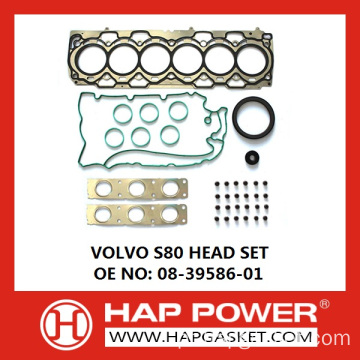 VOLVO S80 HEAD SET